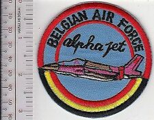 Belgium Royal Belgian Air Force BAF Alpha Jet Dassault-Breuget Dornier Trainer