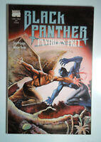 Black Panther: Panther's Prey #2 (1991) Marvel 9.4 NM Comic Book