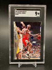 1994-95 Upper Deck SP Michael Jordan Silver #1 SGC 9 mint (PSA)