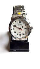 Timex TW2P61400 Edelstahl Datum Herren Uhr OVP Nr. 6302