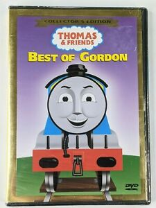 Thomas & Friends Best of Gordon DVD Collectors Edition NEW