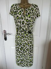 "NEW.W.T. FABULOUS  WIGGLE DRESS BY GEORGE UK-18 BUST 44"" HIPS 46"" LENGTH 43"""