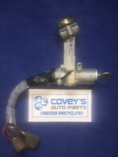 1990 1991 Mazda 929S Model Ignition Switch With Key Casting Number SL-20