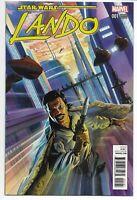 STAR WARS: LANDO #1 ALEX ROSS VARIANT EDITION NM- MARVEL COMICS