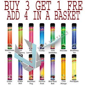 Reymont Bar 688 Puffs Vape Disposable Pod Pen 2% Nic Salt E Cig - Fast Dispatch