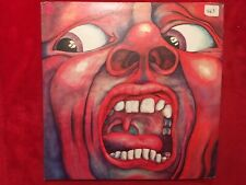 KING CRIMSON  IN THE COURT OF THE CRIMSON KING  LP  1969  ATLANTIC  ROCK  US  EX