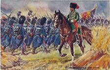 TUCK :TYPES OF THE ALLIED ARMIES-Belgian Grenadiers Guide Officer -OILETTE 8735