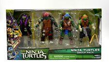 Teenage Mutant Ninja Turtles Movie - Action Figure Group Pack