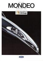 Ford Mondeo Prospekt 1994 7/93 brochure prospectus broschyr Auto Pkw Automobilia