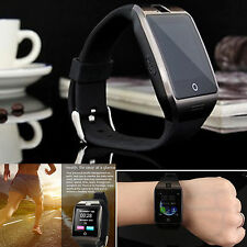 Mens Business Smart Watch Bluetooth Wristwatch Phone For Android Samsung Xiaomi