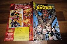 Young Justice # 5 -- alcance/DC-comic 1. edición 2000/no leído