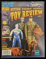 Lee's Action Figure News & Toy Review Magazine #89 March 2000 - Fine +