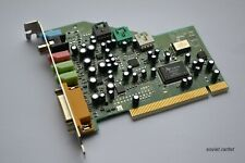 Aureal Vortex SQ1500 A3D AU8810A1 S/PDIF Digital Out PCI Sound Card