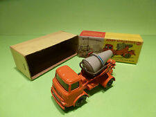 DINKY TOYS 960 LORRY MOUNTED CONCRETE MIXER -  RARE SELTEN - VERY GOOD IN BOX