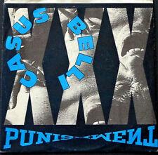 """Casus Belli - Punishment k - 7"""" Vinyl Amphetamine Reptile AM REP 1990"""