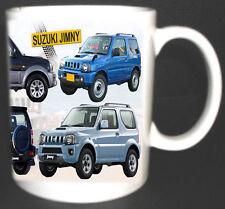 SUZUKI JIMNY CLASSIC CAR MUG. LIMITED EDITION.TOP GIFT