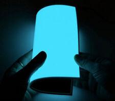 "EL Panel electroluminescent glowing A4 light sheet 30x20cm aprx 8.3"" x 11.7"" USA"