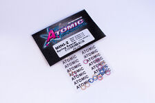 Atomic RC #AR-174 Kyosho Mini-Z Alu Spring Spacer (18 Stk.) f. MR-02, MR-03
