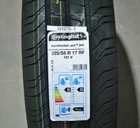 Continental VanContact 200 225/55 R17 101V Sommerreifen (G1070)