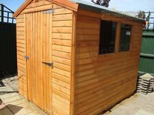 Garden sheds - Heavy duty made to order for over 30 years T+G Shiplap