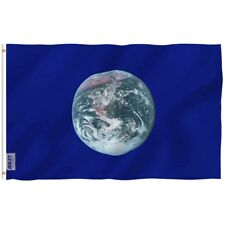Anley Fly Breeze 3x5 Foot Earth Day Flag Environmental Awareness Flags Polyester