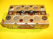 Gleichrichter Diodenplatte Wehrle 1244063 BMW R45 R65 R80 R100 Guzzi