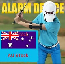 Golf Action Alarm Arm Corrector Belt Golfer Beginners Practice Training Aids !#!
