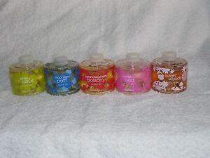 Bath Body Works CHOOSE YOUR SCENT Stackable Shower Gel 3 oz New