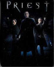 Priest - Edition Limitée Blu Ray Steelbook - TBE