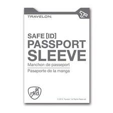 Travelon Safe ID RFID Blocking Pasport Sleeve