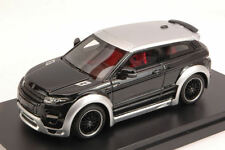 Range Rover Evoque Prepared By Hamann 2012 Black / Silver 1:43 Model PREMIUMX