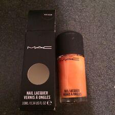 "BNIB, 100% Authentic MAC Nail Lacquer ""RIOT GEAR"", Discontinued"