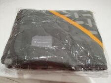BRAND NEW COLLECTABLE THOMAS COOK AIRLINES GREY & YELLOW FLEECE BLANKET