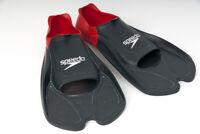 Speedo BioFUSE Training Fins flippers US size 8-9, UK size 7-8, EURO 41-42