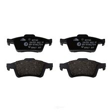 Disc Brake Pad Set-Original Disc Brake Pads Rear ATE 607195