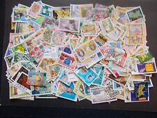 More details for  quality packet of 500 different used jersey stamps~collection~uk seller
