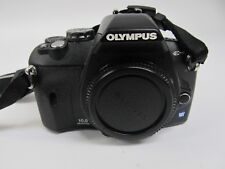 OLYMPUS E-140 DIGITAL SLR CAMERA - WORKS