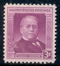 #988, 3¢ Samuel Gompers Stamps Lot Of 400, Mint - Spice Up Your Mailings!