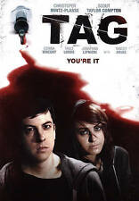 Tag (DVD, 2014) SCOUT TAYLOR COMPTON~TRACI LORDS~FREE SHIPPING