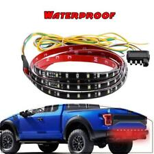 "60"" Tailgate LED Strip Bar Truck Reverse Brake Turn Signal Tail Light Universal"