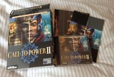 PC Call to Power II Big Box 1999 edition with booklet etc - see photos