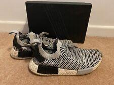 Adidas NMD R1 STLT Black & White Size UK 8