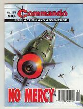 COMMANDO COMIC - No 2979   NO MERCY