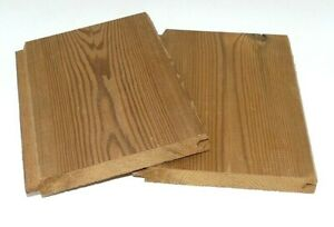 SAMPLE - Scandinavian Thermowood 25 x 150 TGV Tongue And Groove Timber Cladding