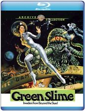 THE GREEN SLIME -  BLU RAY- Sealed Region free