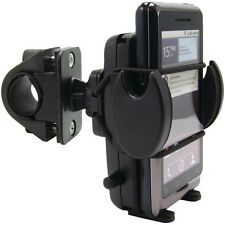 SM432: Arkon Mega Grip Handlebar Mount w/ safety strap for iPhone, SmartPhone