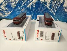PIKO Schienenbus VT98 und VS 98 mit OVP und Bedienungsanleitung