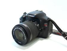 Excellent Condition Canon Rebel T3i 600D DSLR w/ 18-55mm Lens - only 18K clicks