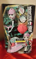 Monster High Lagoona Blue doll Surf to Turf Scooter converts Surfboard NEW