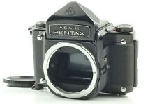 【 N MINT 】 Pentax 6x7 Mirror Up Eye Level Customized For Instant Back from JAPAN